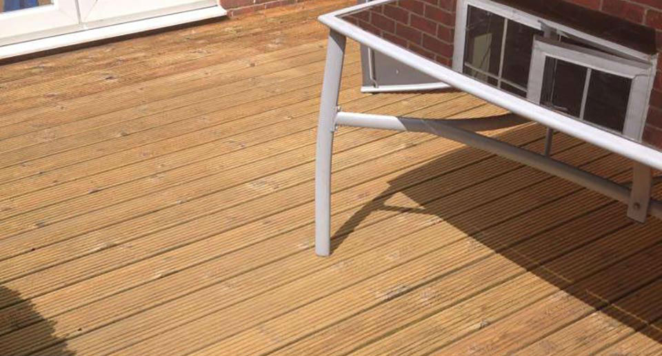 Decking Cleaning Wimbledon
